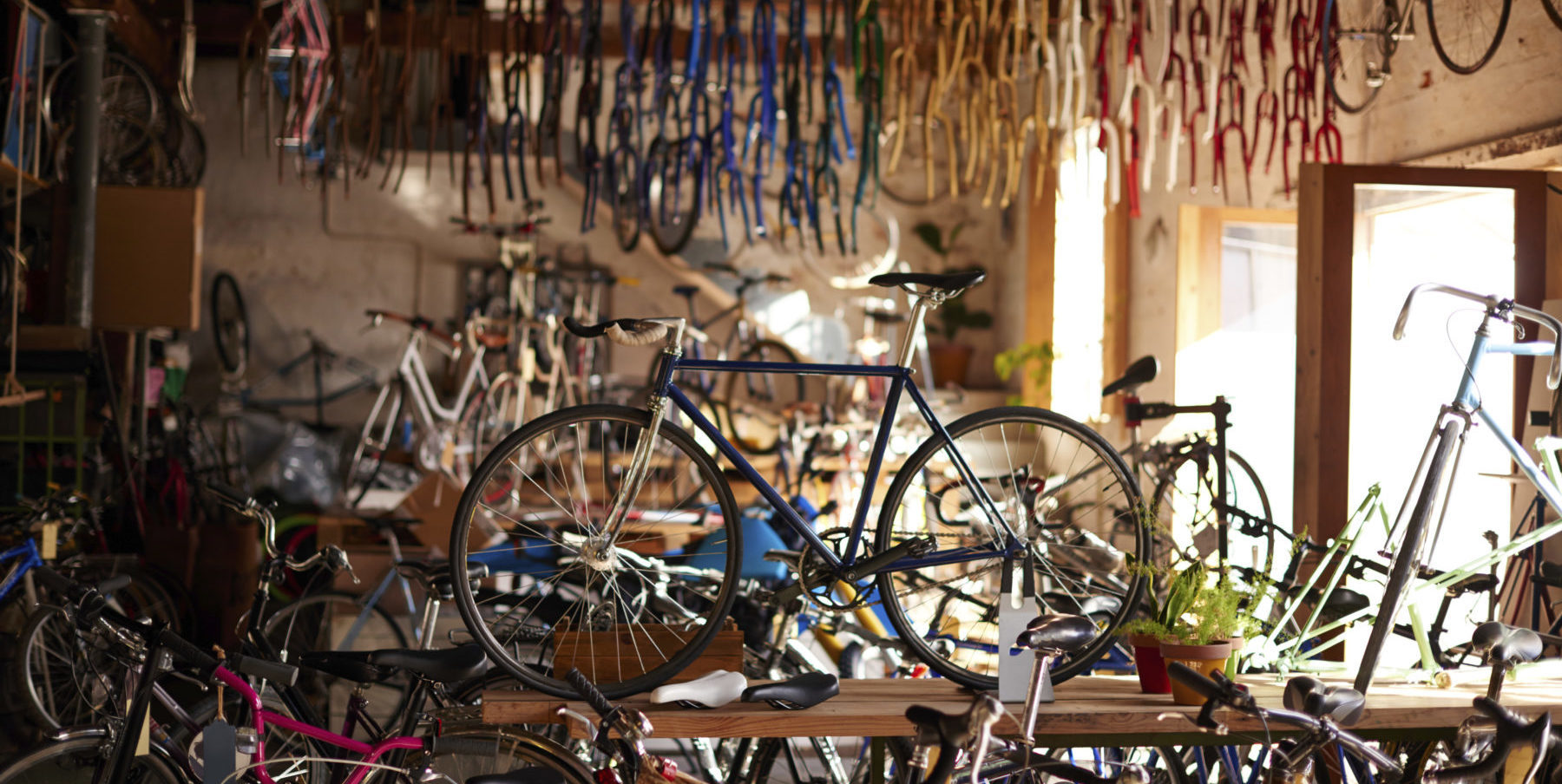 Beginner's Guide In Buying Bicycles